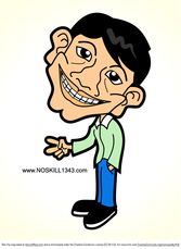Free Vector Cartoon Caricature