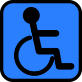 Accessible sign