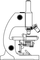Microscope With Labels