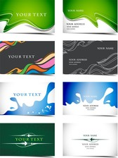 24 Beautiful And Practical Business Card Templates