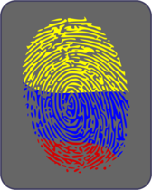 Colombian Fingerprint