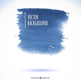 Vector background watercolor style