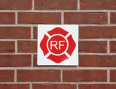 RF (Radio Frequency) Sign Texture