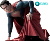 Superman MOS PSD