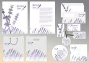Lavender Identity Template