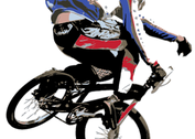BMX Style Vector Artwork