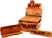 Raw rolling paper PSD