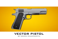 Free Vector Pistol Icon
