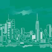 NUEVA YORK CITY VECTOR GRAPHICS.eps