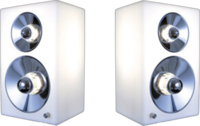 Chrome Speakers PSD