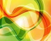 Beautiful Colored Abstract Background