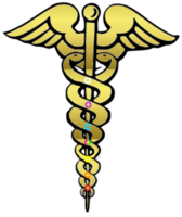 Color Caduceus