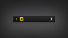 Toolbar (PSD)