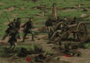 civil war battle