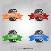 Tire vector free collection