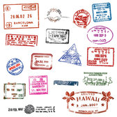 Passport stamp seal 01