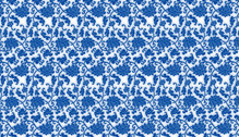Blue And White Porcelain Background