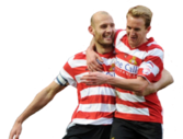 Rob Jones and James Coppinger PSD