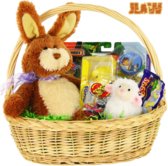 EASTER BASKET PSD