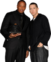 Dr. Dre and Eminem PSD