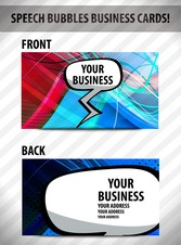 Brilliant Dynamic Business Card Template 03