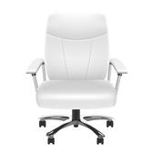 WHITE CHAIR VECTOR IMAGE.eps