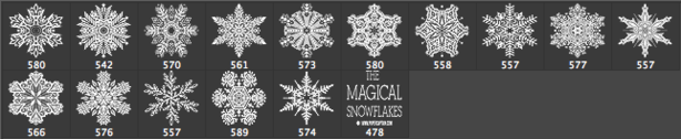 The Magical Snowflakes