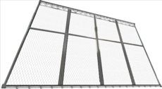 Steel Cage PSD