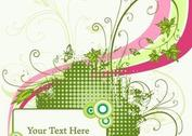 Modern Invitation Vector Template
