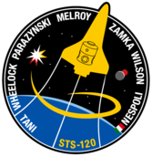 STS-120 Patch