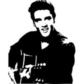 VECTOR PORTRAIT OF ELVIS PRESLEY.eps