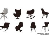 VECTOR SILHOUETTES OF CHAIRS.ai