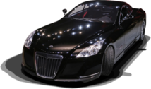 Maybach Exelero PSD