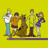 CARTOON SCOOBY DOO VECTOR GRAPHICS.eps