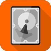 HARD DISK DRIVE ICON VECTOR.eps