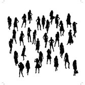 GIRL SILHOUETTES FREE VECTOR.eps