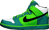 nike dunks PSD