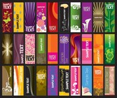 30 Colorful Vertical Banners