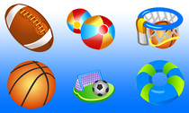 Free Vector Sport Icons