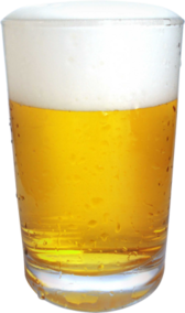 Glass of Beer PSD