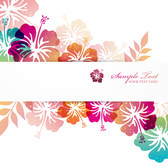 Pattern poster vector-3