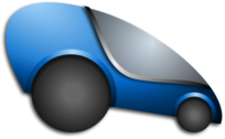 Futuristic Automobile