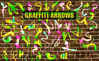 52 Vector Graffiti Arrows