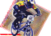 BMX in Full Color