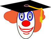 Clown School Graduate