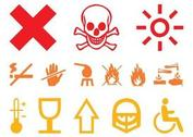 Signs And Symbols Set