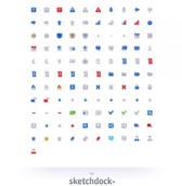 111 eCommerce Glyph Icons Pack PNG