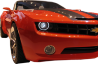 2010 camaro drop top PSD