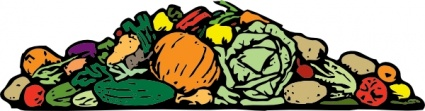 A Pile Of Vegetables
