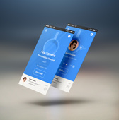 Perspective App Screens Mock-Up 7
